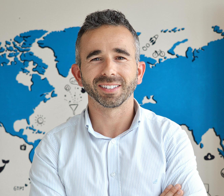 Carlos Cendra, Director of Sales & Marketing en Mabrian Technologies