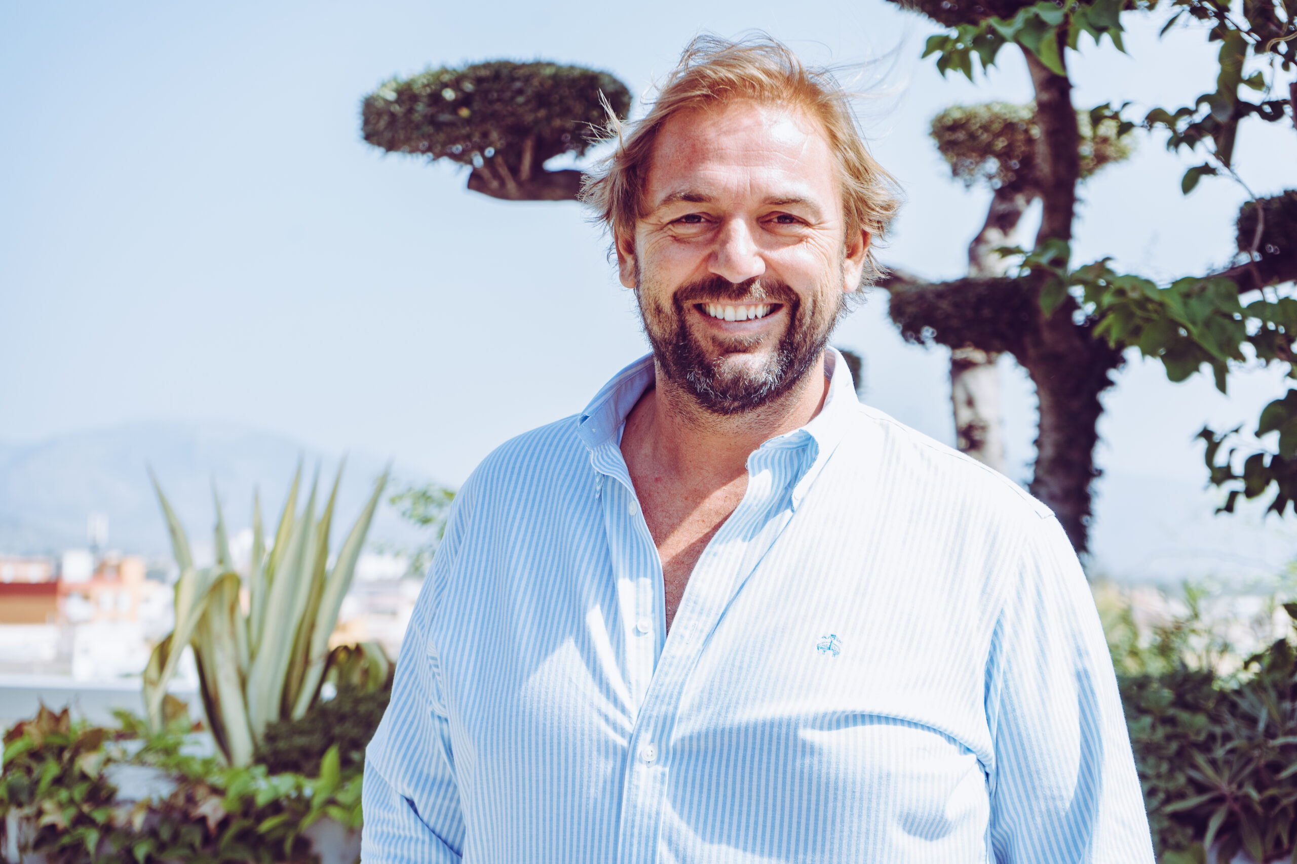 Toni Mir CEO de Cap Vermell Group